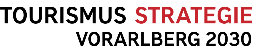 logo vorarlberg tourismus strategie - Spannende Fokusgruppen und Fach-Workshops zur Evaluierung der bisherigen Tourismusstrategie