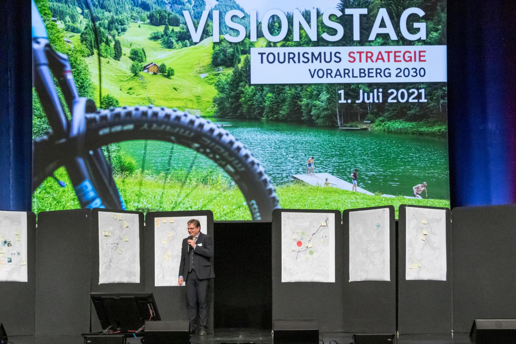 """Panograf 20210701 010 1800x1200 - Visionstag der Vorarlberger Tourismus-Branche: """"Tourismus neu denken"""""""