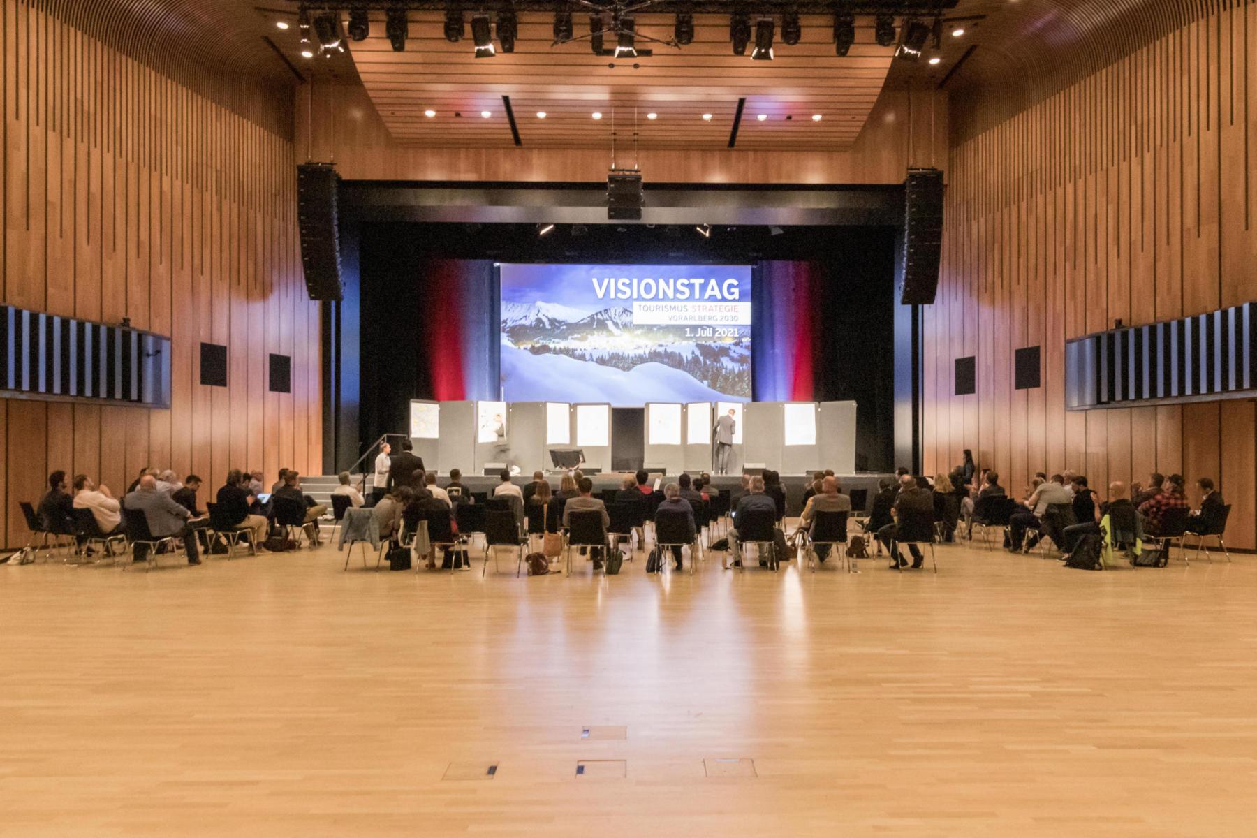 """Panograf 20210701 024 1800x1200 - Visionstag der Vorarlberger Tourismus-Branche: """"Tourismus neu denken"""""""