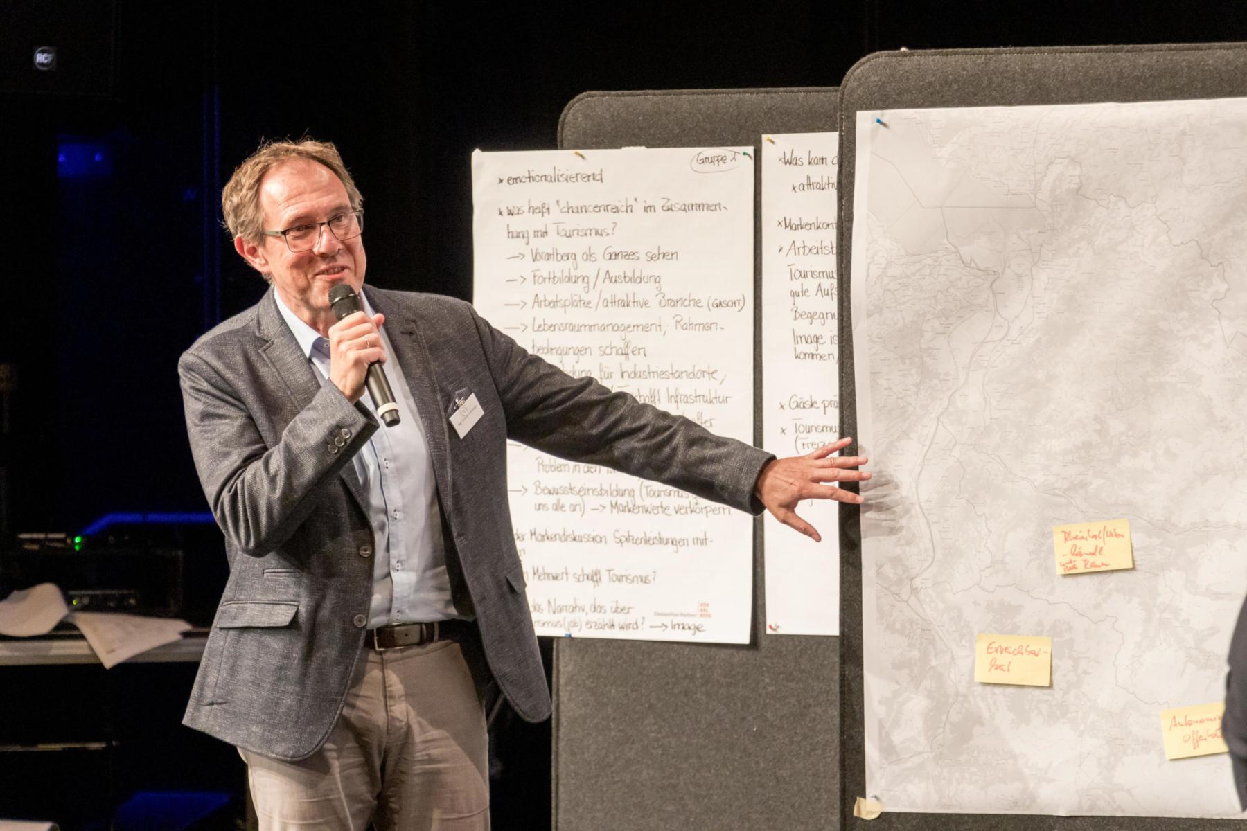 """Panograf 20210701 275 1800x1200 - Visionstag der Vorarlberger Tourismus-Branche: """"Tourismus neu denken"""""""